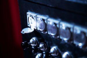 Omstillingsapparat / Switchboard apparatus