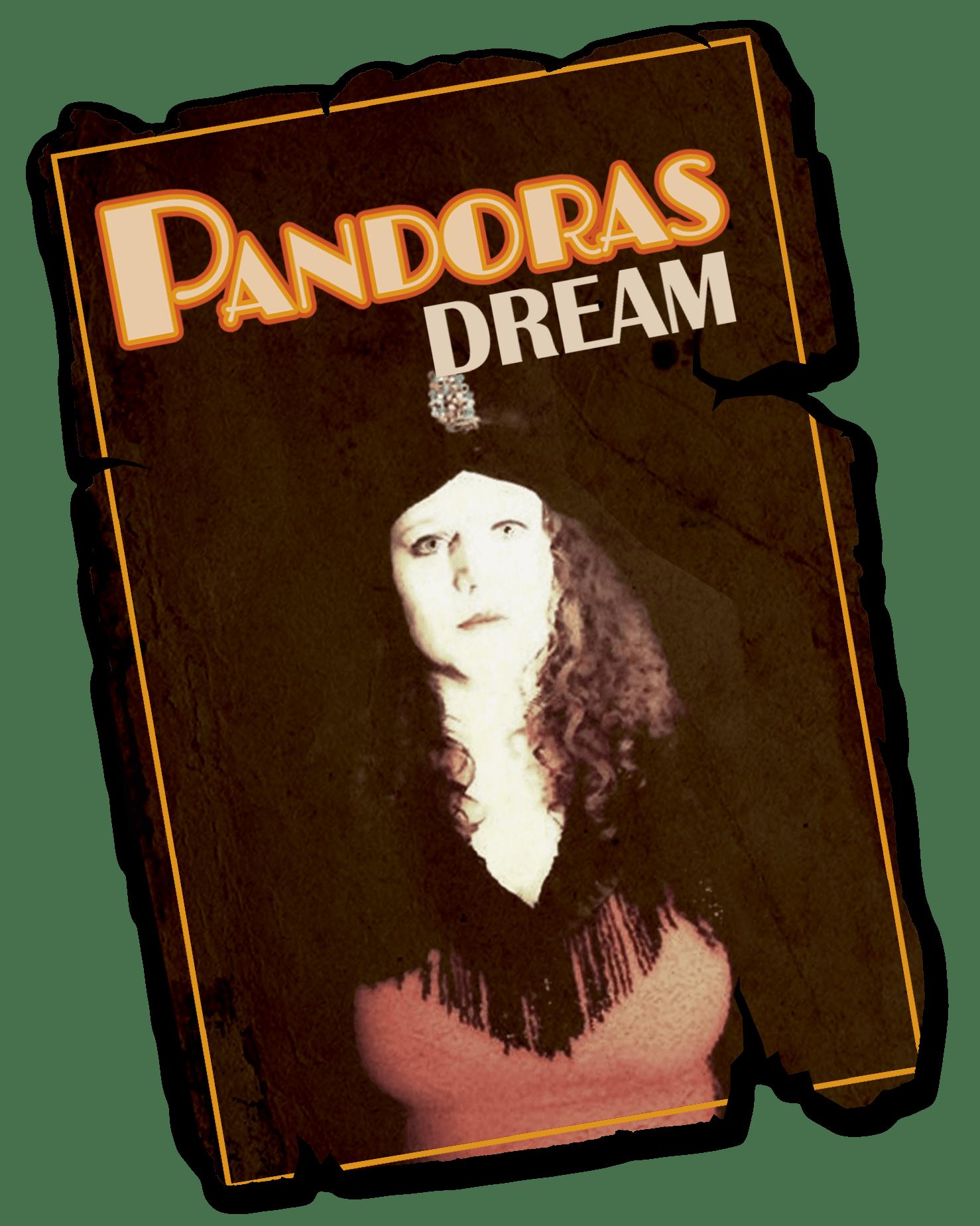 Pandoras dream poster / Pandoras drøm plakat